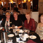 LUCY ACOIN, TERRY CARRIGAN, JOAN DAOUST & DONNA PICHE